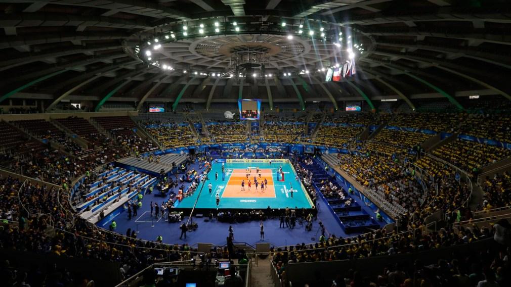 Rio 2016 volleyball venue, Maracanãzinho has hosted remarkable events