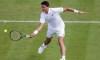 Raonic wins Wimbledon opener in straight sets