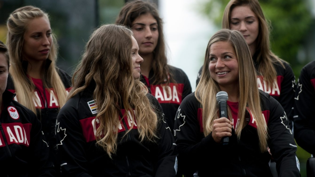 Dozen dreams come true as inaugural Olympic women's rugby team named