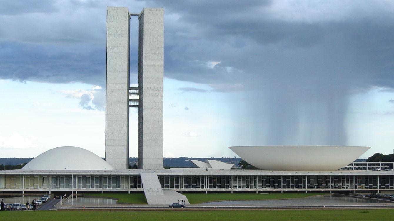 Brazilian National Congress, Brasilia / Photo: Wikimedia Commons