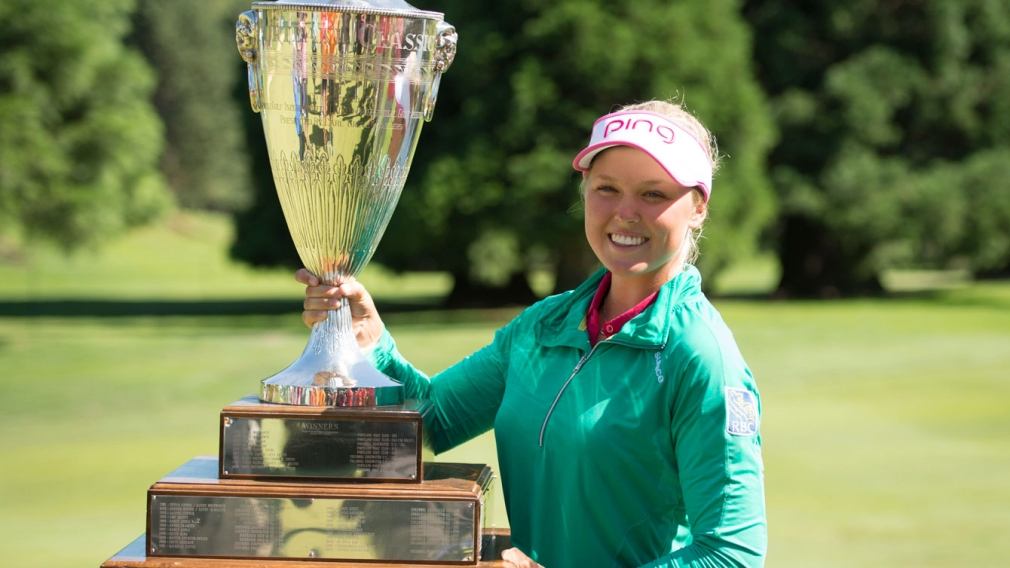 Canadian Roundup: Another LPGA title and more podium finishes