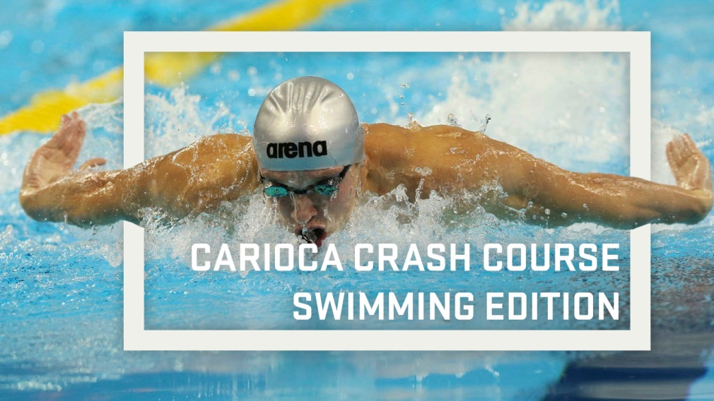 Carioca Crash Course: Swimming edition