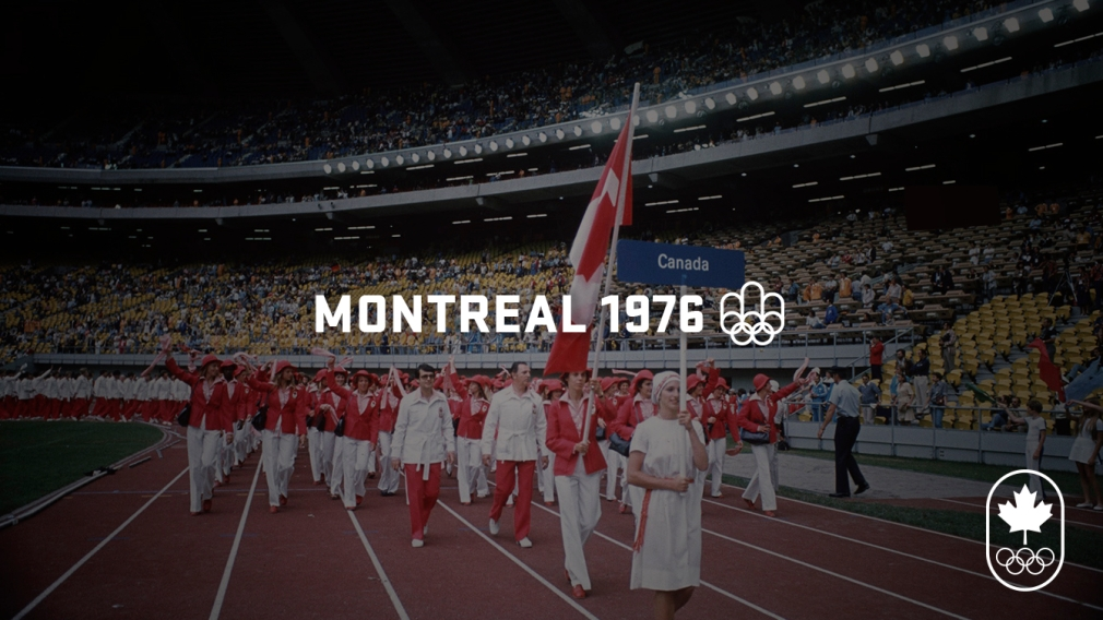 Time freeze: Montreal 1976