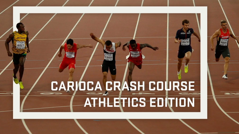 Carioca Crash Course: Athletics edition – Part 2