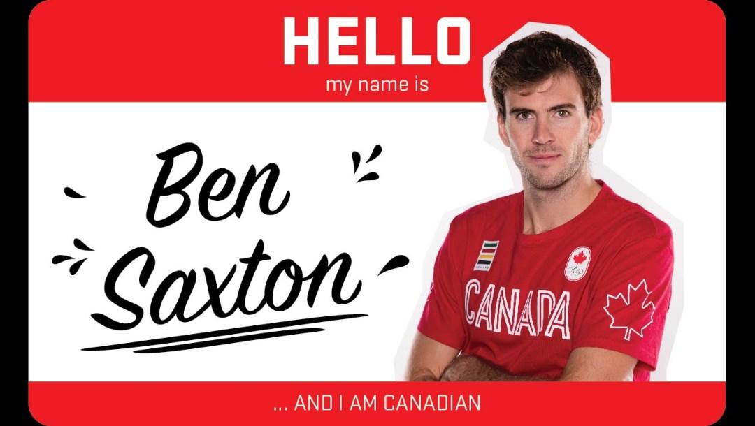 Ben Saxton
