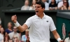 Raonic reaches Wimbledon final with semifinal win over Federer