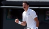 Raonic returns to Wimbledon semifinals with win over Querrey