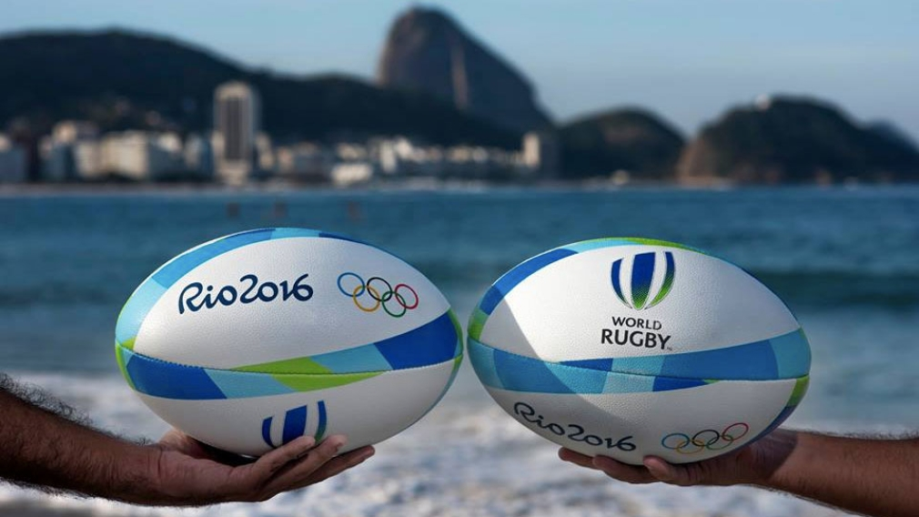 Rio rugby ball revealed ahead of sport's Olympic return