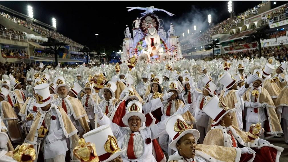 Sambodromo: Home of Brazilian Carnival will host Rio 2016 events