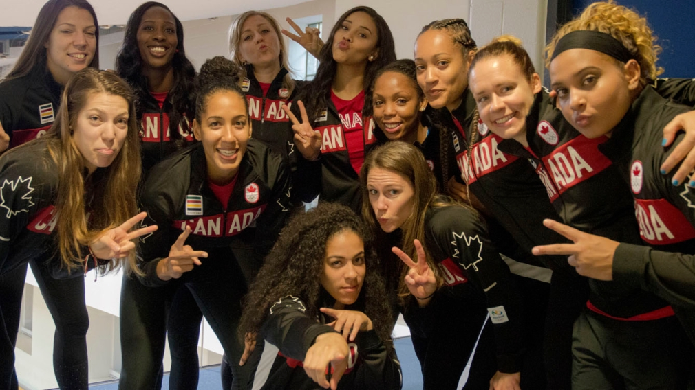 Team Canada athletes nominated for Rio 2016