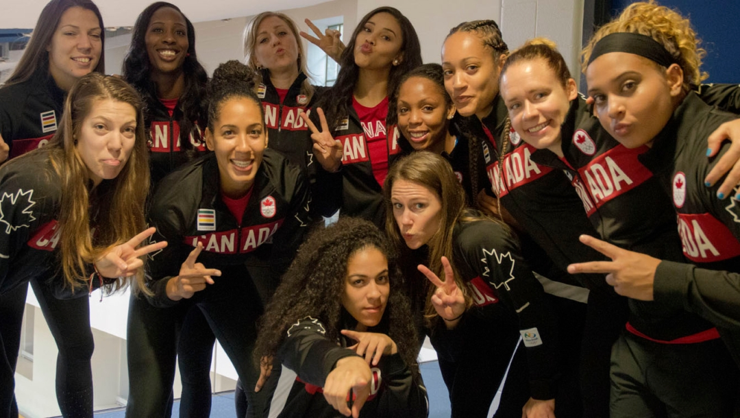 Rio 2016 basketball team