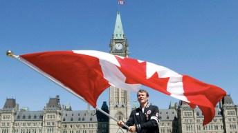 Team Canada Simon Whitfield