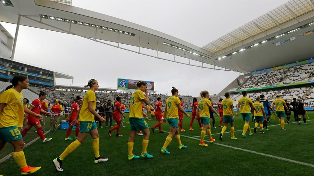 Rio 2016: Canada 2-0 Australia (women's football)