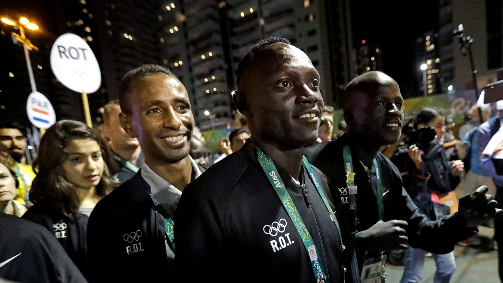 First-ever Refugee Olympic Team set to compete at Rio 2016