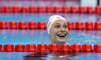 Rio 2016: Penny Oleksiak 100m freestyle