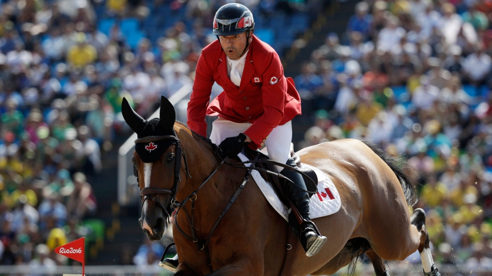 Lamaze wins Rio bronze for his third Olympic equestrian medal