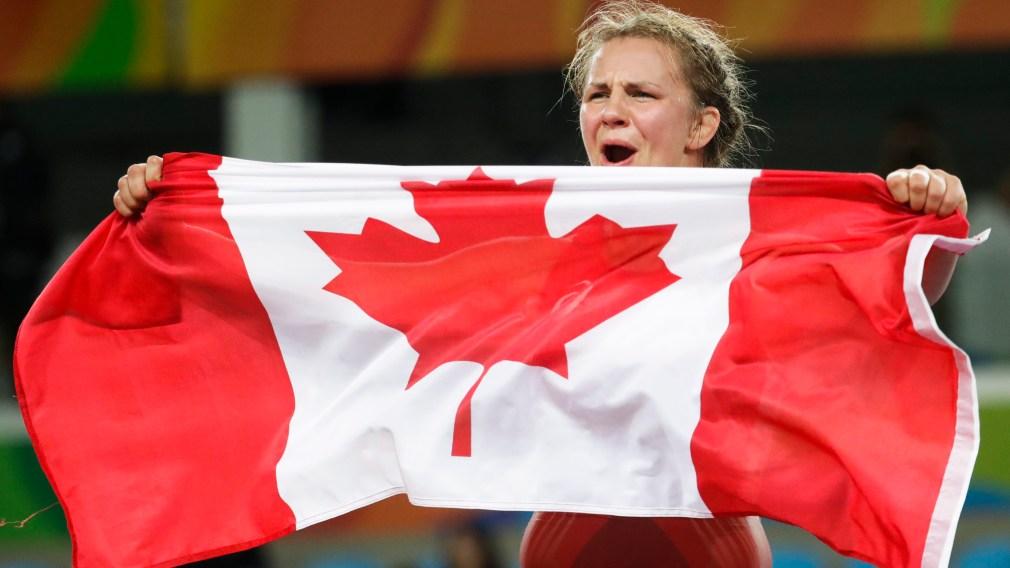 Olivia Di Bacco clinches silver and Erica Wiebe wins bronze in Ukraine