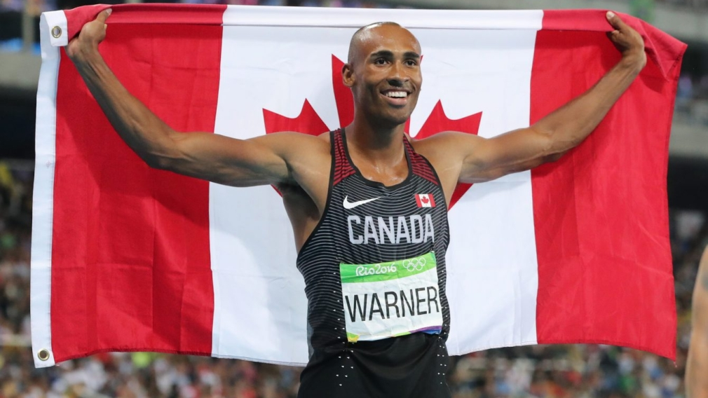 Hitting the Ground Running – Damian Warner