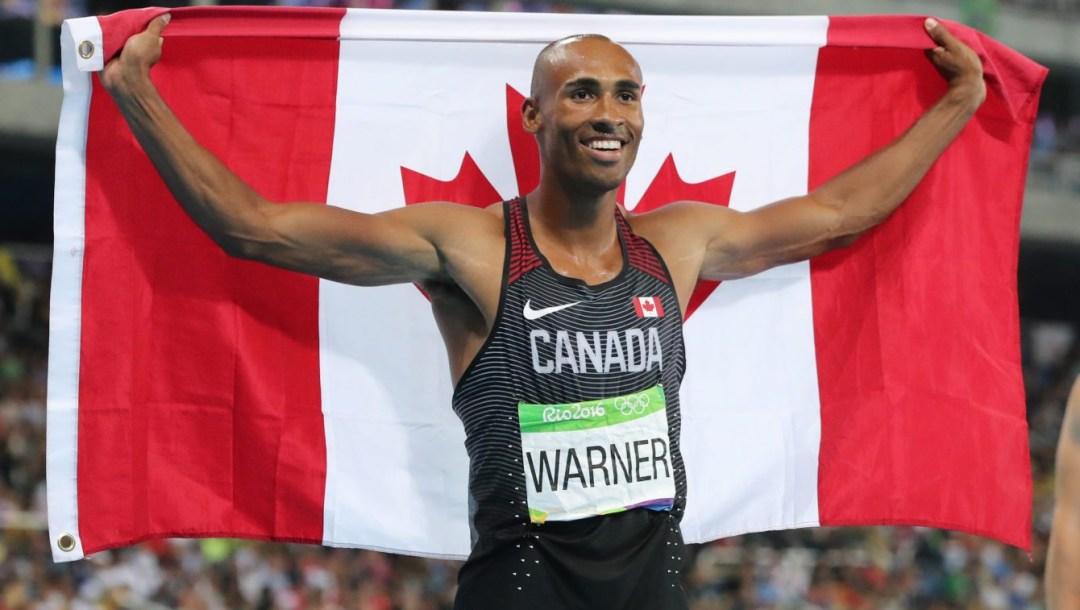 Rio 2016: Damien Warner
