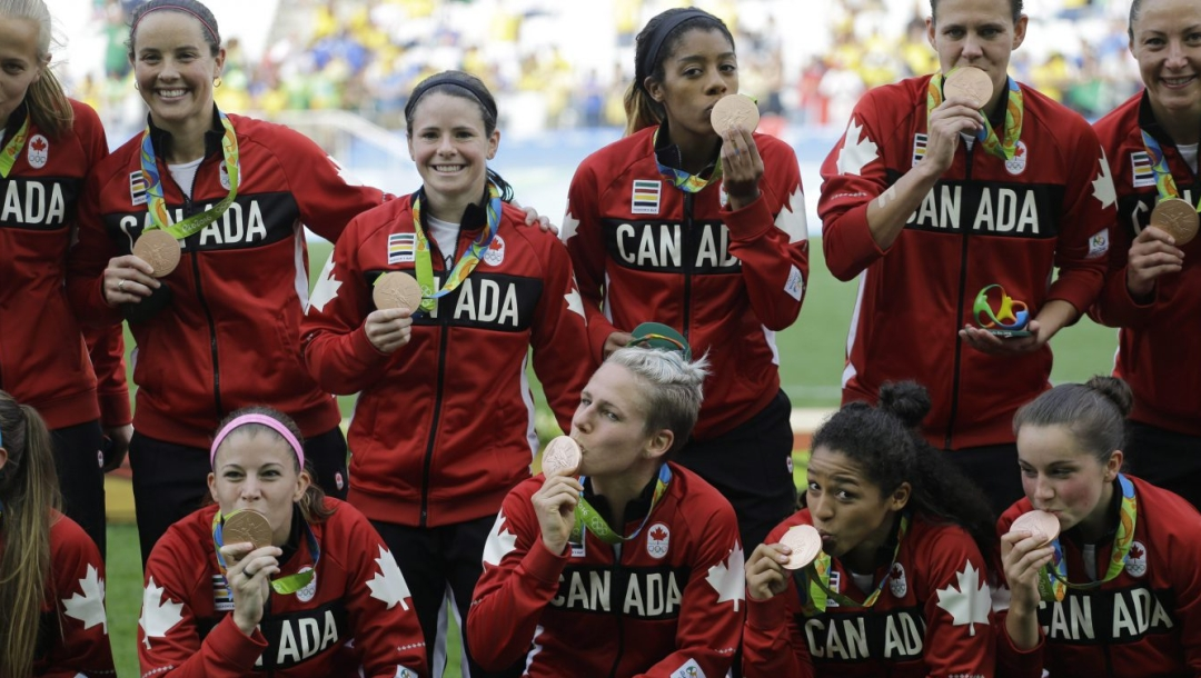 Rio 2016: Women's soccer bronze
