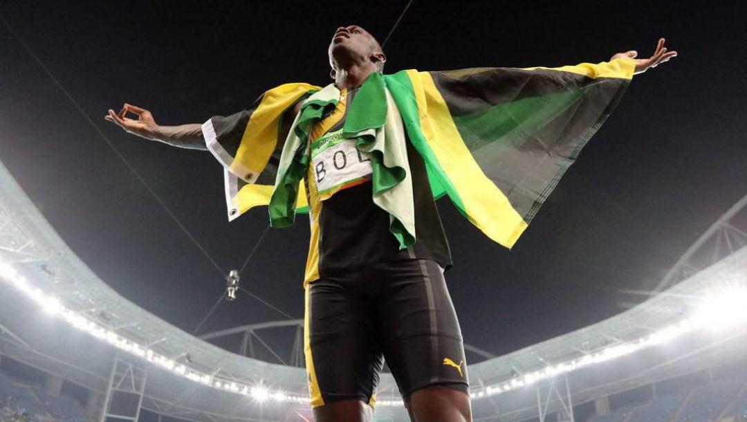 Usain Bolt, Rio 2016, Athletics