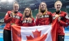 Women's 4x100m free wins Canada's first Olympic medal at Rio 2016