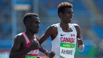 Rio 2016: Mo Ahmed