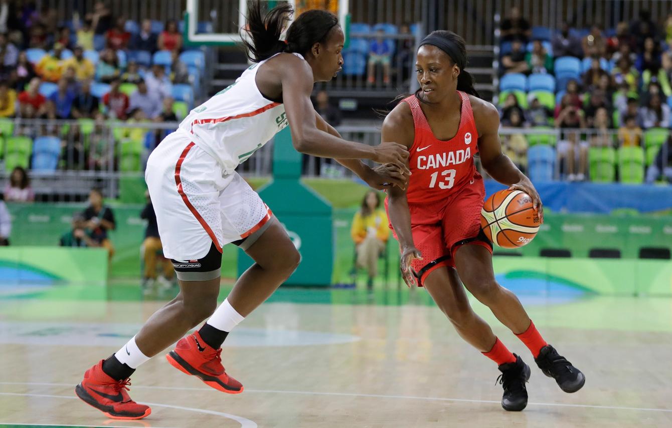 Rio 2016: Kia Nurse, basketball