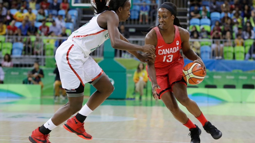 Two-time Olympian Tatham makes history as Raptors 905 coach