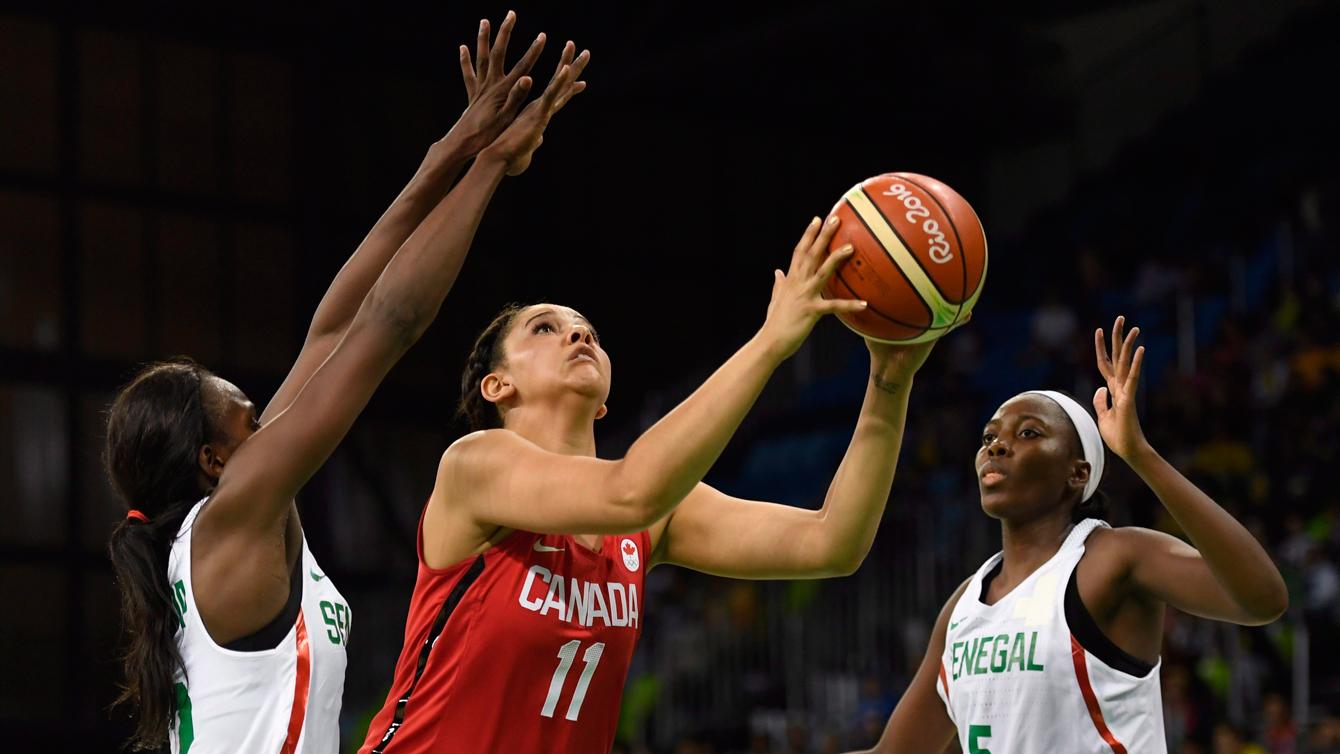 Rio 2016: Natalie Achonwa, basketball