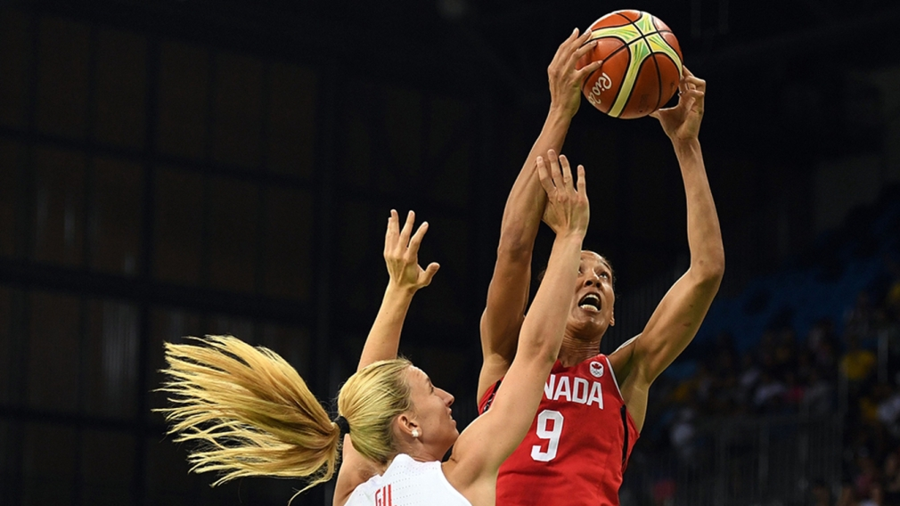 Canada to play France in Olympic women's basketball quarterfinals