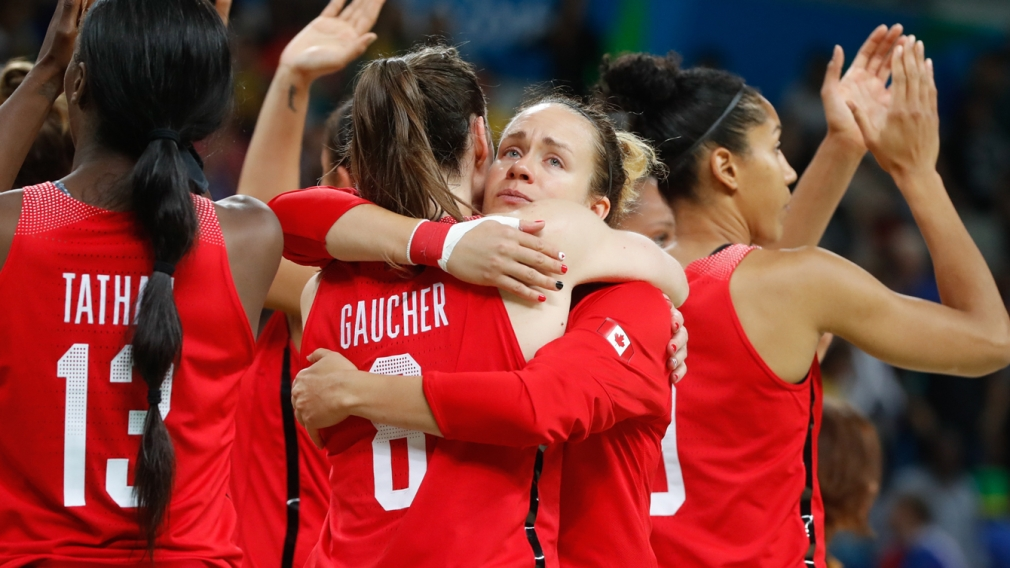 Canada falls to France in Rio 2016 Olympic basketball quarterfinals