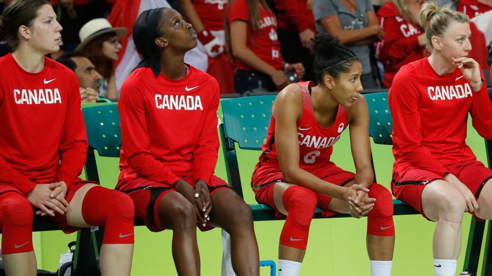 Players feel hurt of losing Olympic basketball quarters, look to future