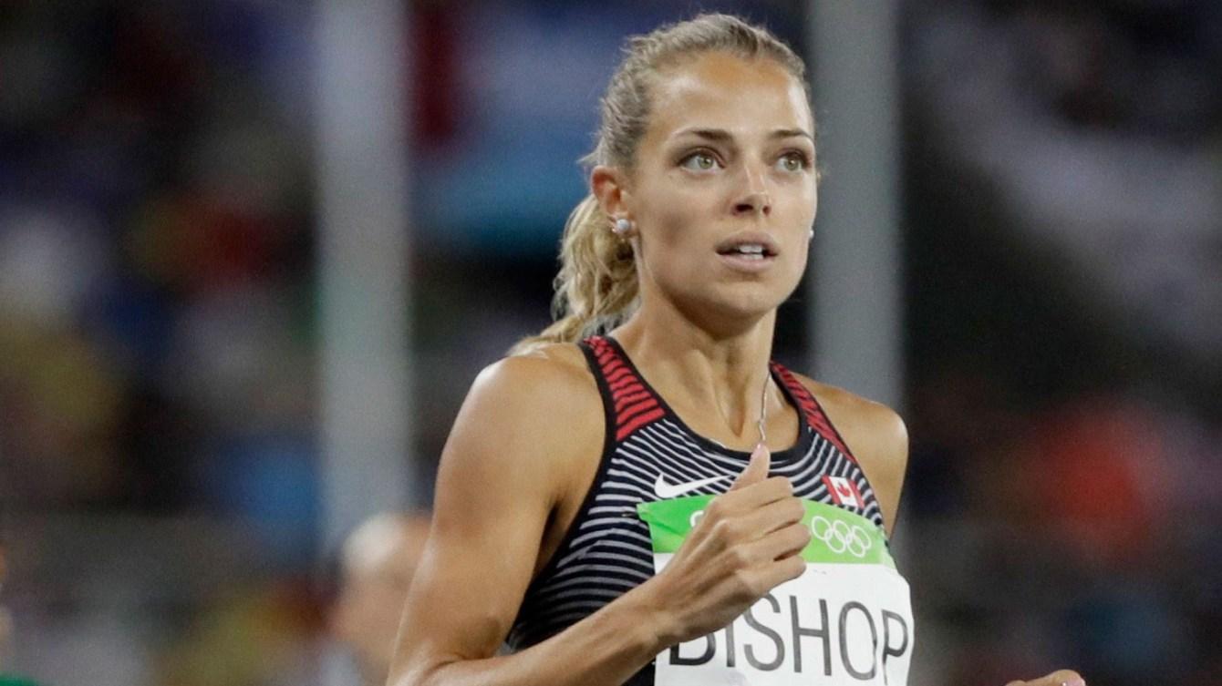 Melissa Bishop running