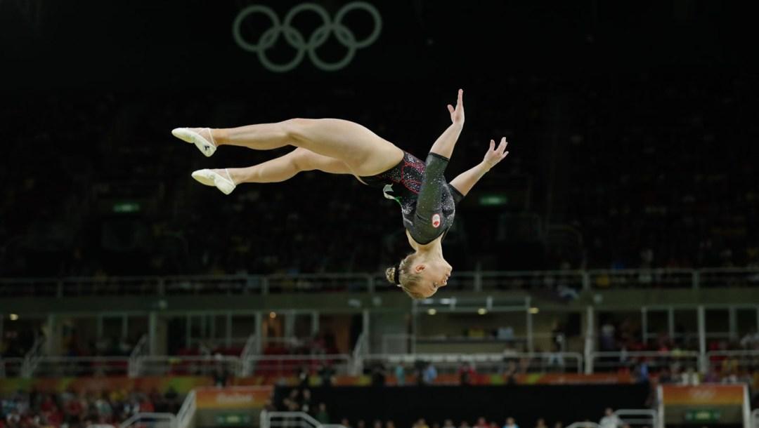 Rio 2016: Ellie Black