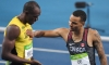 """You're going to learn from that, you're young,"" Bolt's advice to De Grasse rings true"