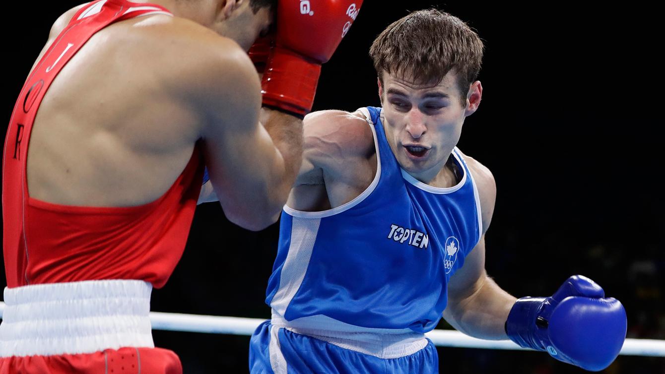 Rio 2016: Arthur Biyarslanov, boxing