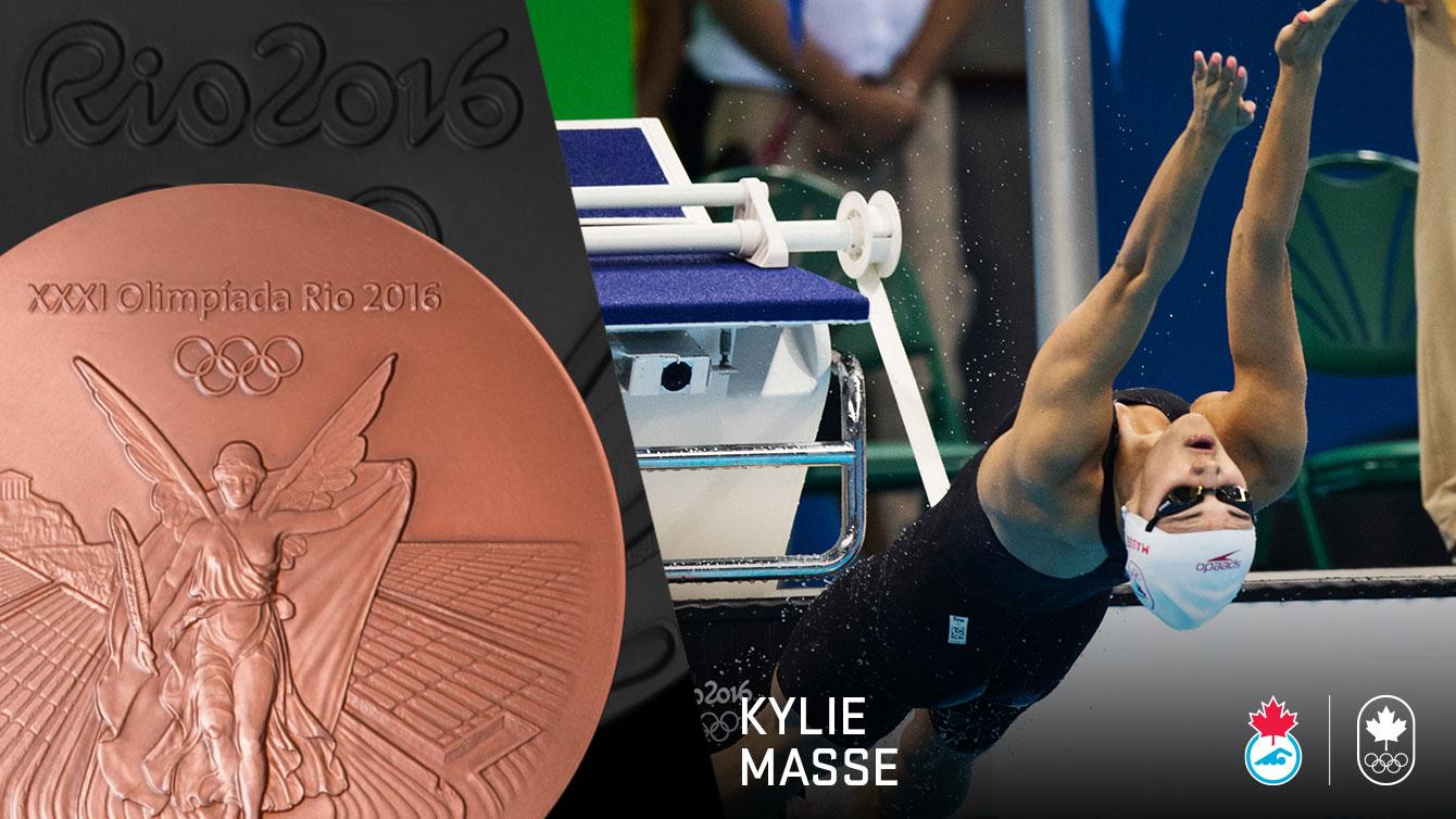 Rio 2016: Kylie Masse