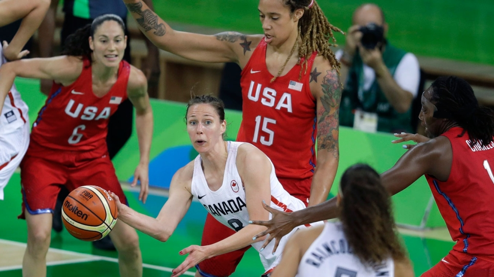 USA shows Canada it's still the dominant power in women's basketball