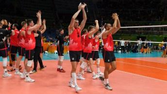 Rio 2016: Canada vs Mexico, men's volleyball