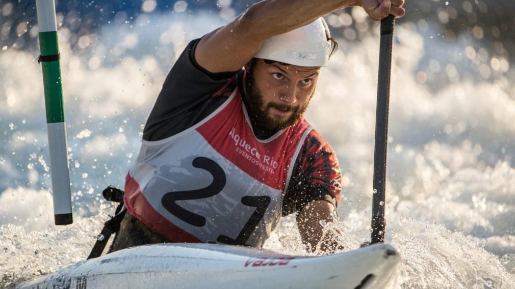 Canoe/kayak slalom hits the water in Rio