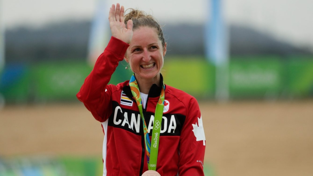 Rio 2016: Catharine Pendrel's cross country bronze