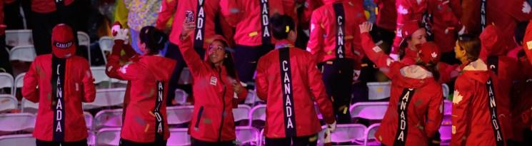 Team Canada Closing Ceremony Rio 2016 (COC/Jason Ransom)