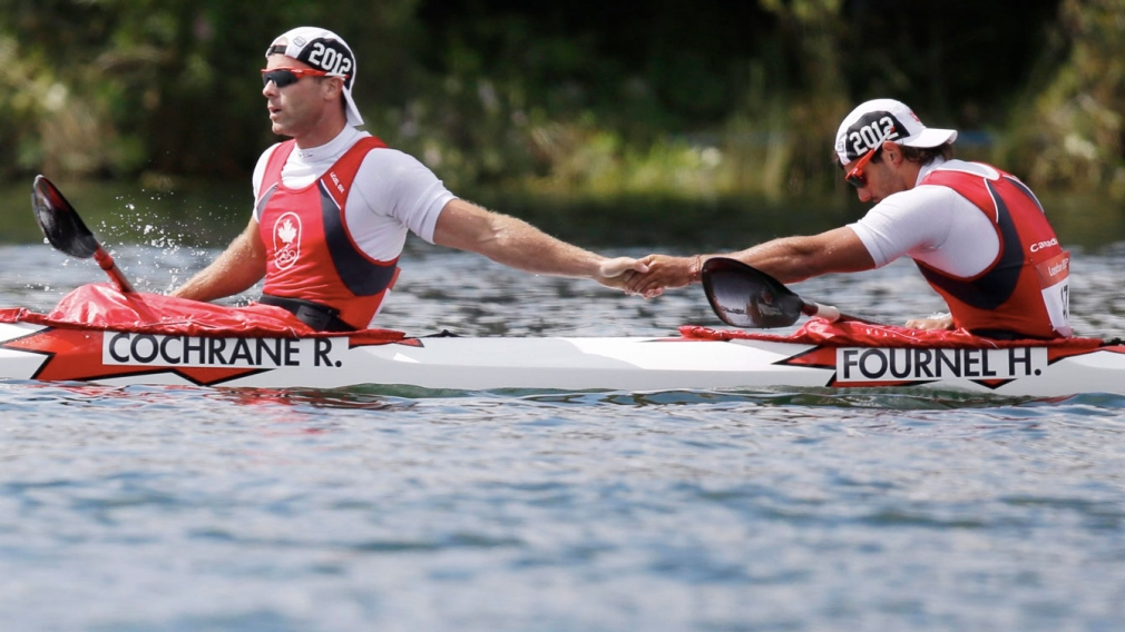 Team Canada grows by two in canoe/kayak; equestrian change made
