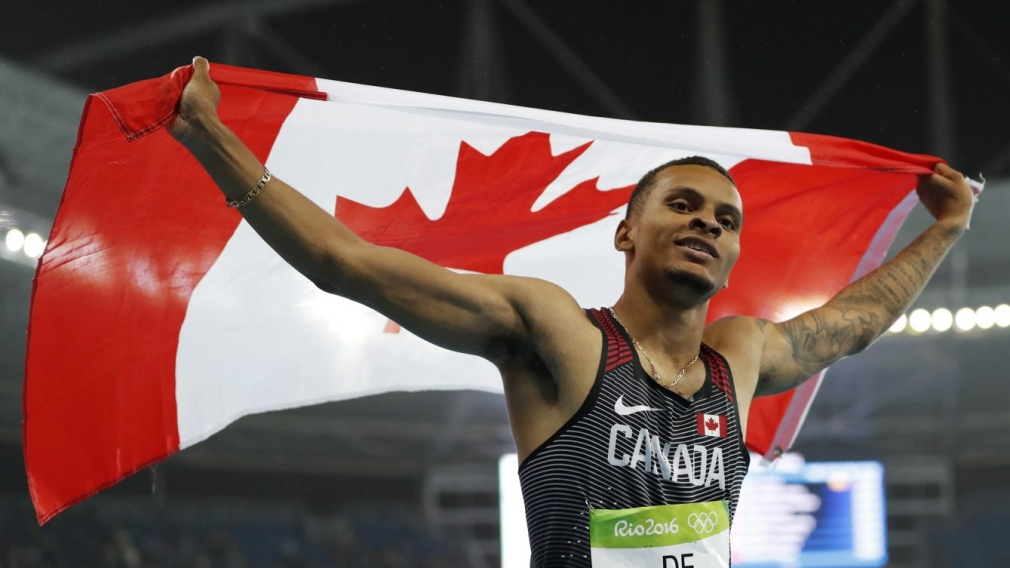Canadian Roundup: De Grasse dazzles in eventful Team Canada weekend