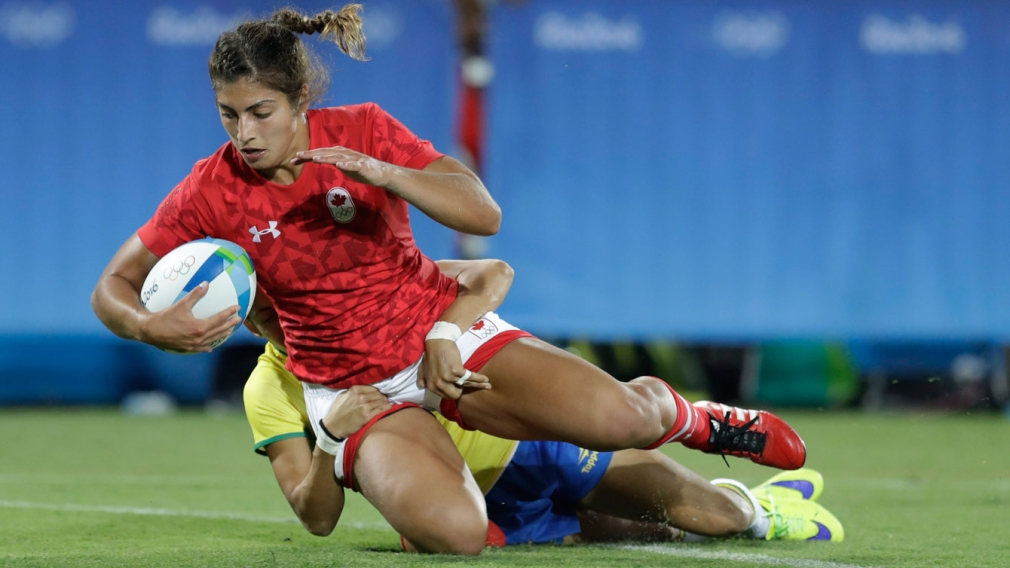 Canada beats Brazil to win both Olympic rugby matches on first day in Rio