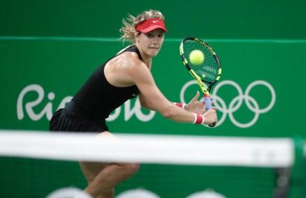 Eugenie Bouchard, Rio 2016. August 6, 2016. COC Photo/Jason Ransom