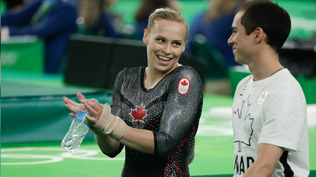 Canadian gymnasts set to shine in front of home crowd at world championships