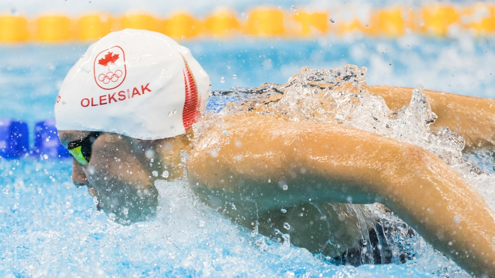Olympic swimmers begin FINA world championships in Windsor