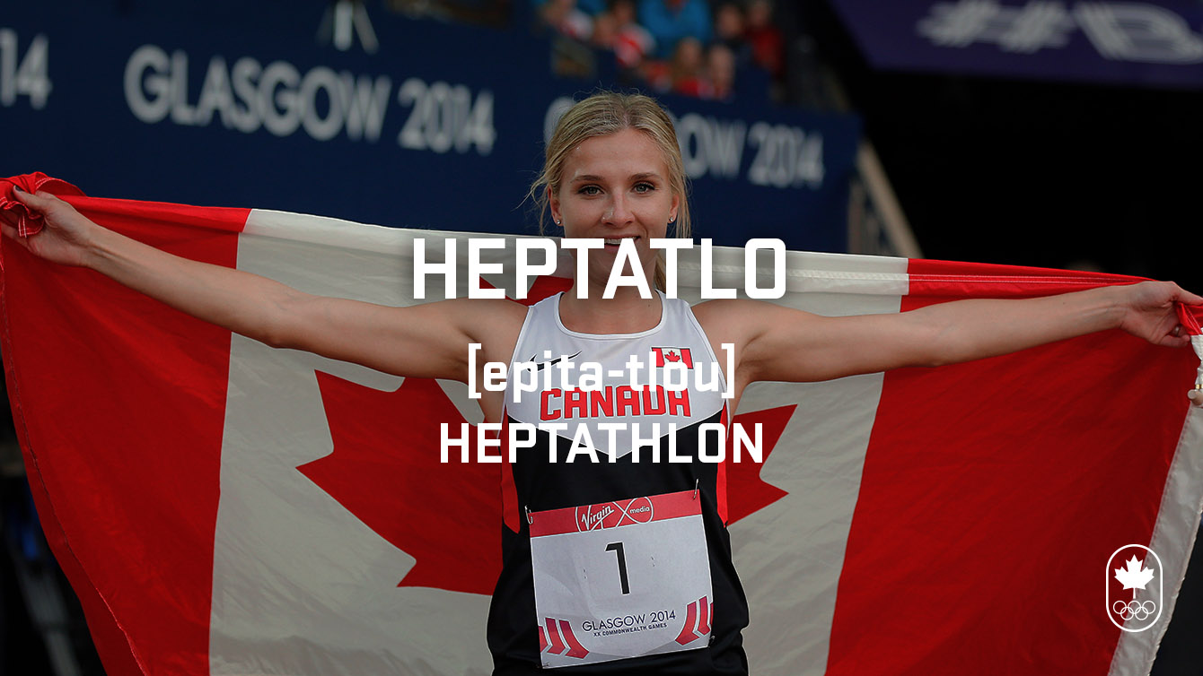 heptathlon (heptatlo), Carioca Crash Course, athletics edition